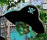 Thumbnail still of Mr. Kitten Caboodle the virtual cat verminator star of the iClone animated song and dance Victorian parliament tree tease The Ratcatcher's Daughter
