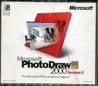 Microsoft PhotoDraw 2000 V2 Triple CD Case Image - There's an Elegant Elephant