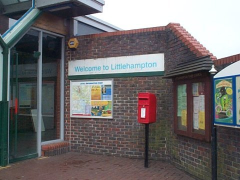 Littlehampton Railway Station